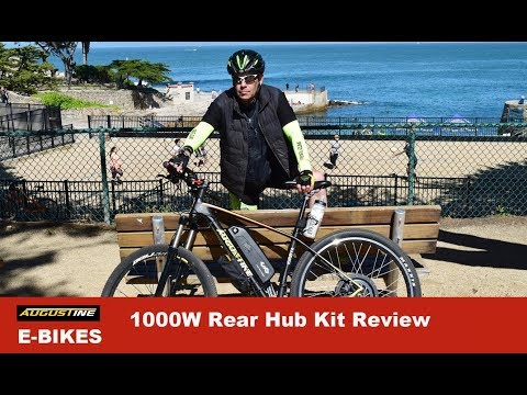 1000W Rear Hub Kit Review