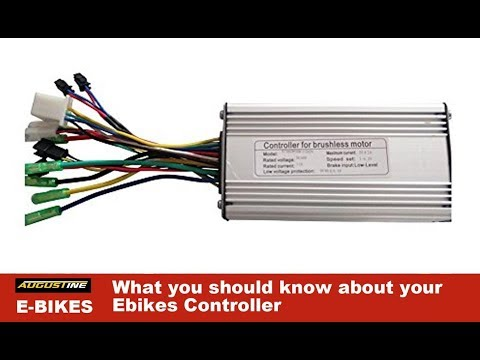 What you should know about your Ebikes Controller