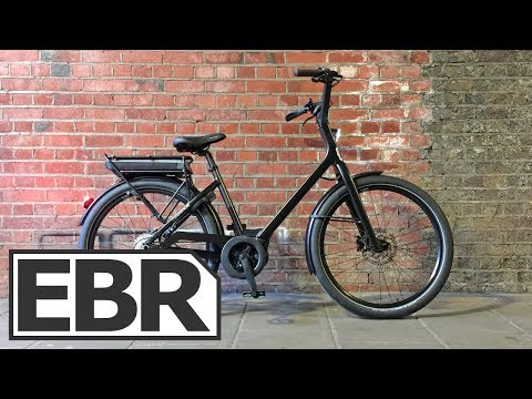 Moustache Lundi 26.1 Video Review - $3.3k Quiet, Utilitarian, Comfortable Ebike
