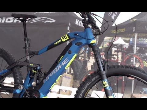 Haibike XDURO AllMtn 9.0 Electric Mountain Bike & SDURO Trekking 9.0 | Electric Bike Report