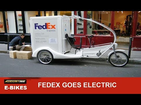 FedEx is going Electric in a big way!