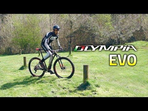 Olympia EVO, una rígida de primer precio con un cuadro espectacular