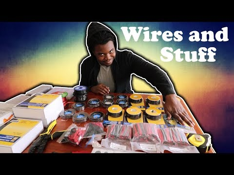 Wires and Stuff | TSD 010