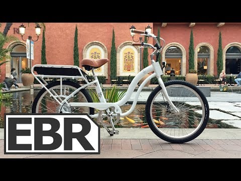 Electric Bike Company Model S Video Review - $1.9k Powerful Cruiser Ebike