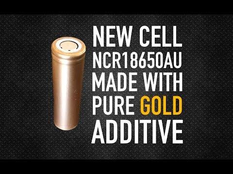 Testing New NCR18650AU