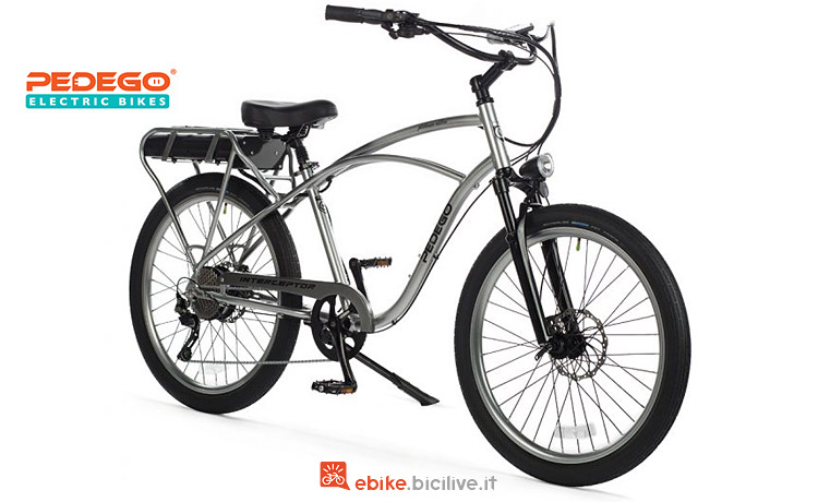 ebike cruiser Pedego Interceptor