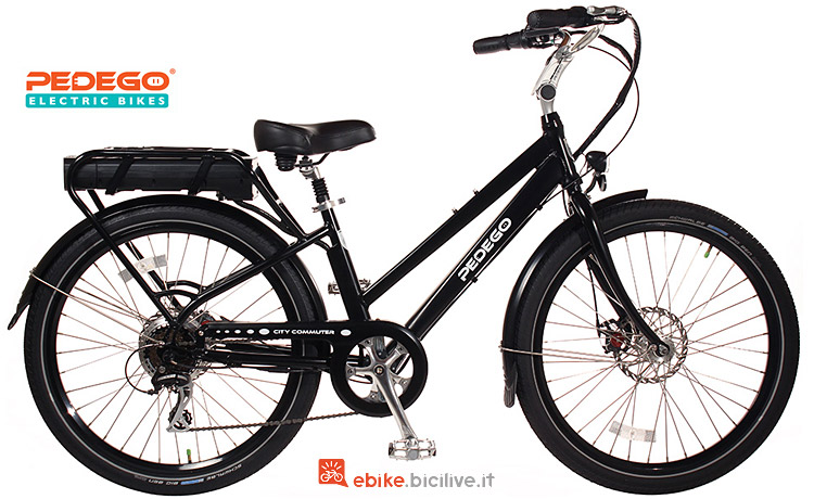 city ebike dal catalogo Pedego 2018