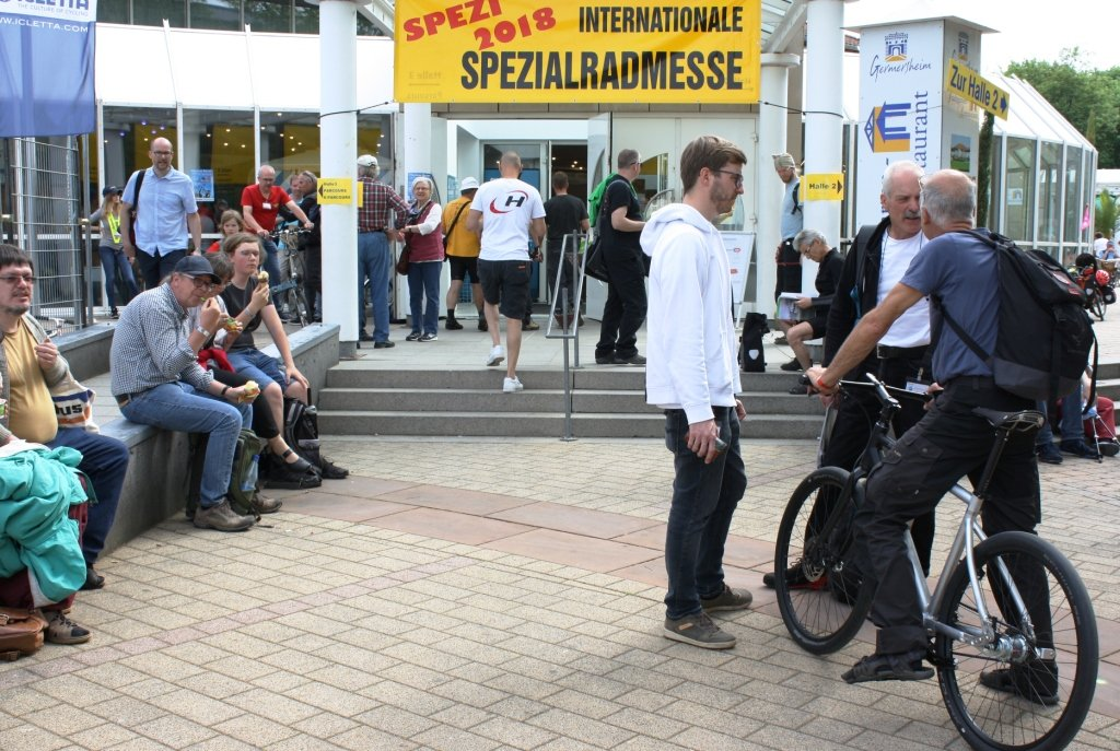 23. Internationale Spezialradmesse 2018