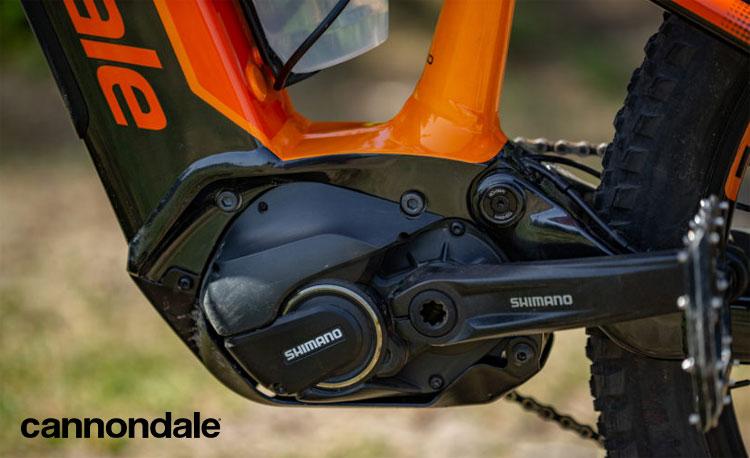 I motore elettrico per ebike Shimano STEPS E8000