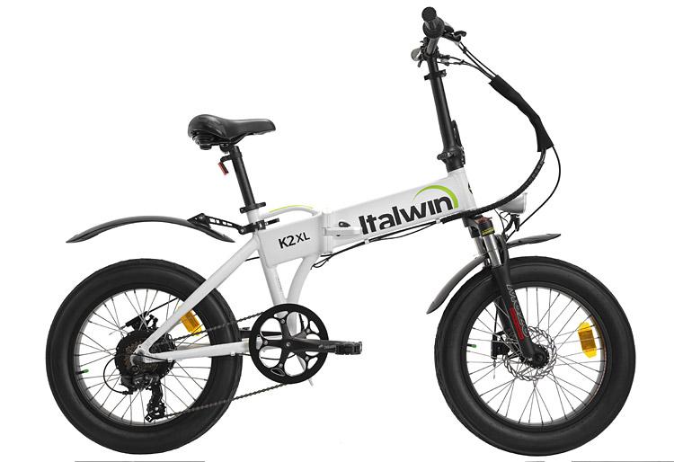 pieghevole elettrica Italwin K2 XL