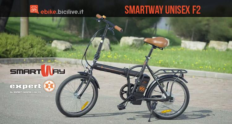ebike Smartway in omaggio con la promozione Expert