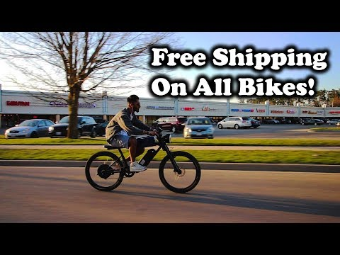 FREE SHIPPING | The Ride #013 | Tempus Electric Bikes