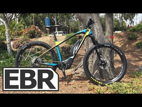 BESV TRS1 Video Review - $6.5k Ultra-Lightweight Carbon Hardtail Electric Bike