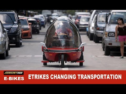 Why E-Trikes are changing Worldwide Transportation