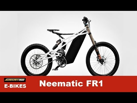 AWESOME 60MPH Neematic FR1 Electric Bike
