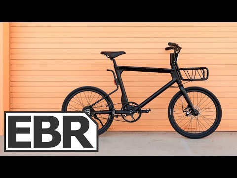 Pure Cycles Volta Single Speed Video Review - $2k Compact, Lightweight, Gates Belt Drive, Ebike