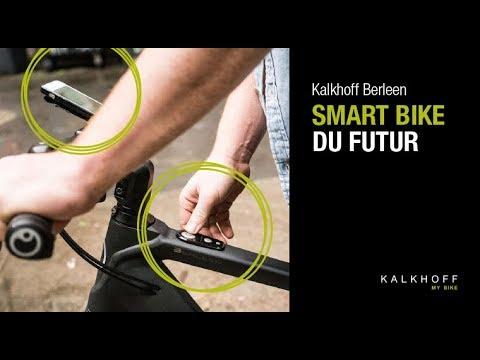 NOUVEAU 2018: Kalkhoff BERLEEN | Smartbike du Futur