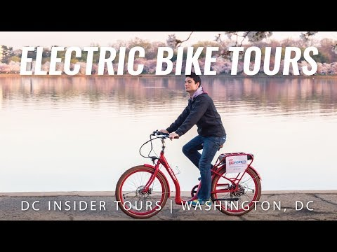 DC Insider Tours | About Pedego Electric Bikes