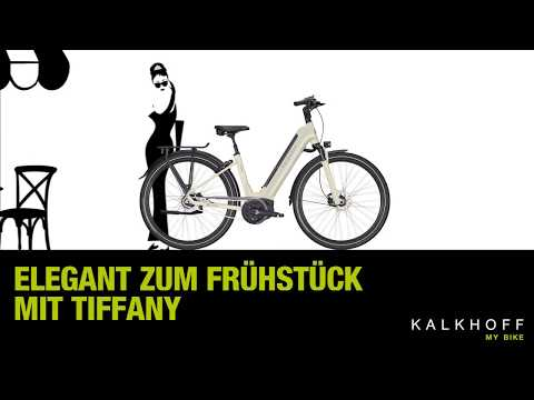 Kalkhoff IMAGE E-Bike | Pure Eleganz