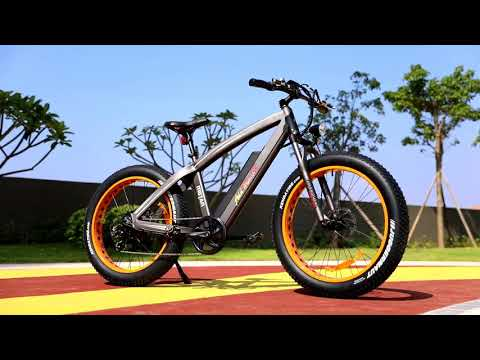 Addmotor Electric Bicycle 500W 26'' MOTAN M-560 Fat Tire eBike