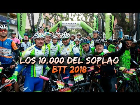 Los 10.000 del Soplao BTT 2018