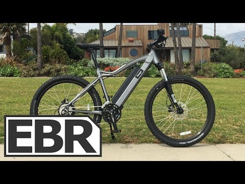 Amego Elevate Video Review - $1.9k Trail Commuter Ebike, 25 MPH