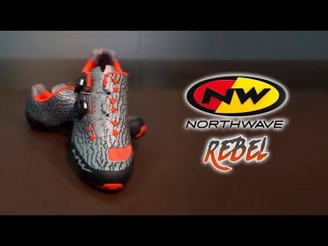 Zapatillas para MTB Northwave REBEL