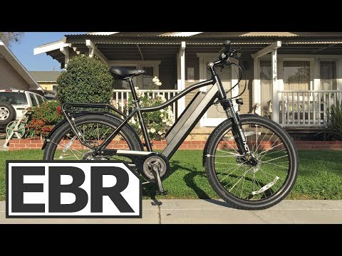 Surface 604 Colt Video Review - $1.8k Comfortable, Quality, Torque Sensing Electric Bicycle