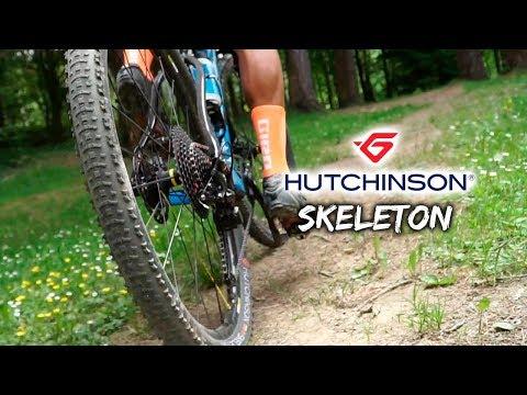 Por los campeones para los campeones: neumáticos Hutchinson Skeleton