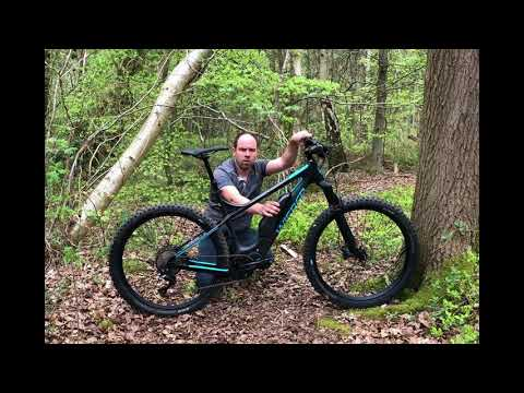 Wisper Wolf Carbon Electric Mountain Bike Review
