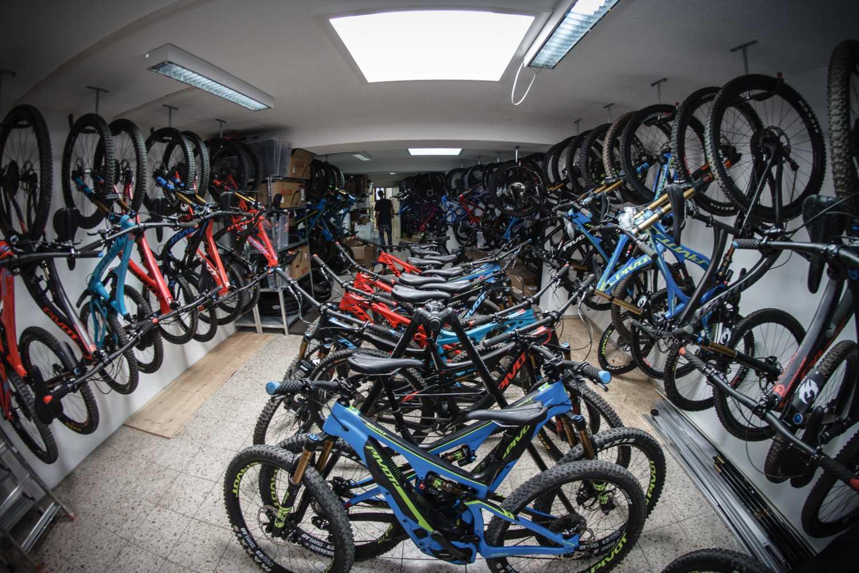 Pivot Cycles Zentrale Deutschland