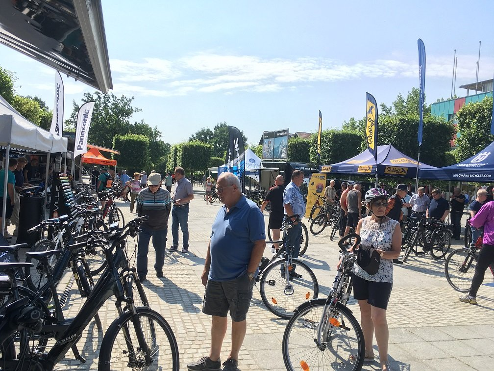 E-Bike-Tage Bad Füssing 2018