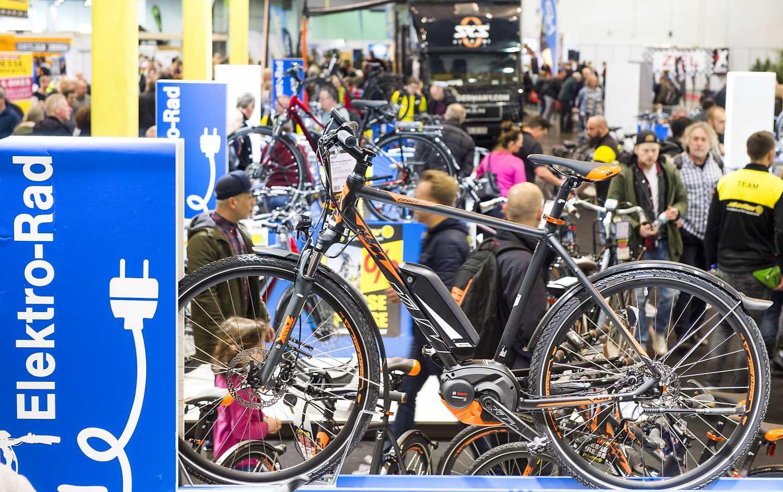Fahrrad Essen Fahrradmesse 2019
