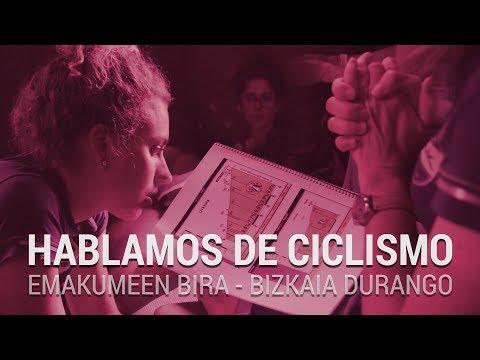 Hablamos de ciclismo femenino - Emakumeen Bira