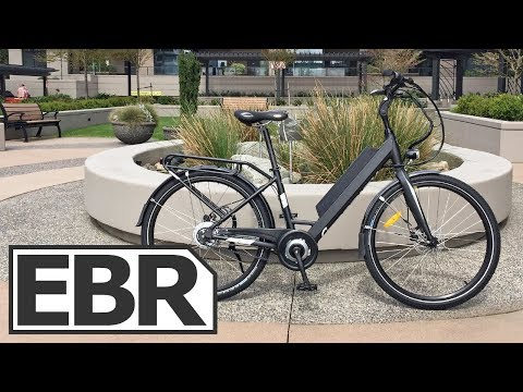 eProdigy Magic Pro Video Review - $3k Belt Drive, NuVinci N380, Throttle, Mid-Motor Ebike