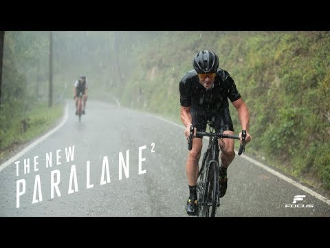FOCUS PARALANE² - E-Road Bike - Shift to next level !