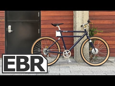 Faraday Porteur S Civic Edition Video Review - $3.5k Limited Run, Lightweight, Stylish Ebike
