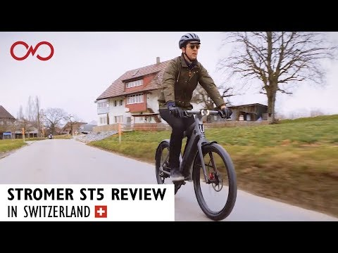 Stromer ST5 Review: The New Swiss Super Ebike