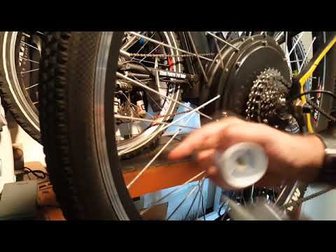 Maintain your Rear Hub Ebike Motor