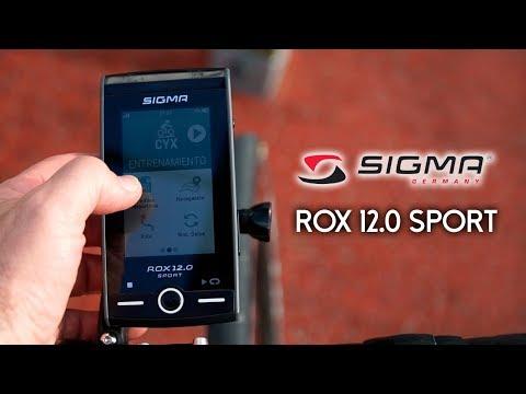 ROX 12.0 SPORT de SIGMA