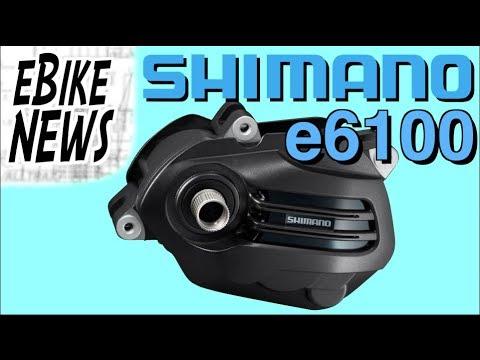 eBike News: Shimano e6100 Motor!