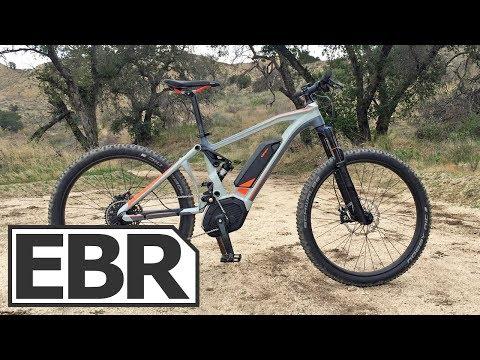 IZIP E3 Peak DS Video Review - $4k Bosch CX, Full Suspension, Trail Ebike