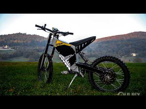10000w to 14000w e Bikes are revolutionizing how fast electric bikes can go