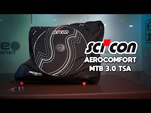 Bolsa portabicicleta SCICON AeroComfort 3.0 MTB TSA