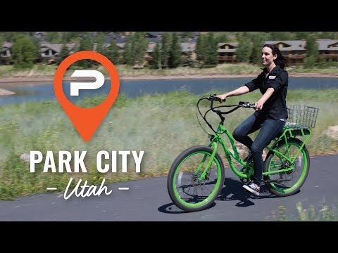 Pedego Park City | Electric Bike Store | Park City, Utah