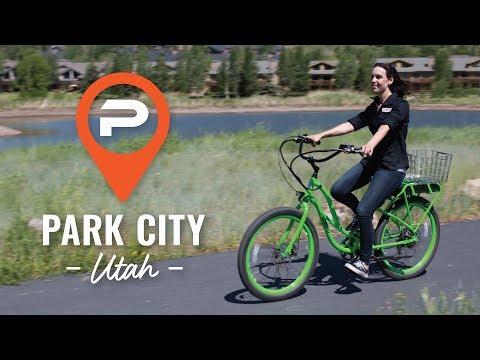 Pedego Park City | Electric Bike Store | Park City, Utah