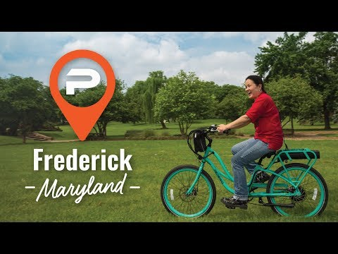 Pedego Frederick | Electric Bike Store | Frederick, Maryland