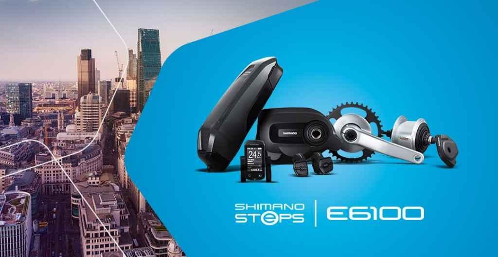 Steps E-6100