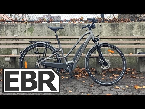 Moustache Samedi 28.3 Open Video Review - $3.4k Efficient Commuter Electric Bike, Lights, Fenders