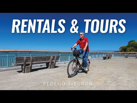 Electric Bike Rentals and Tours | Tiburon, California | Pedego Tiburon